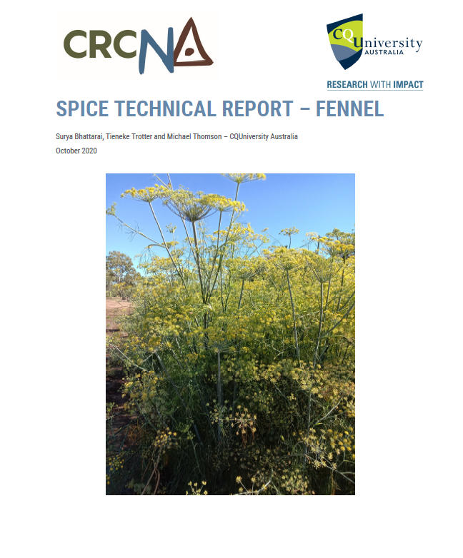 fennel technical report cover